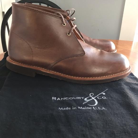 b2d381f579 Rancourt   Co. Chukka Boots. M 5c4603d6de6f6237435d6350